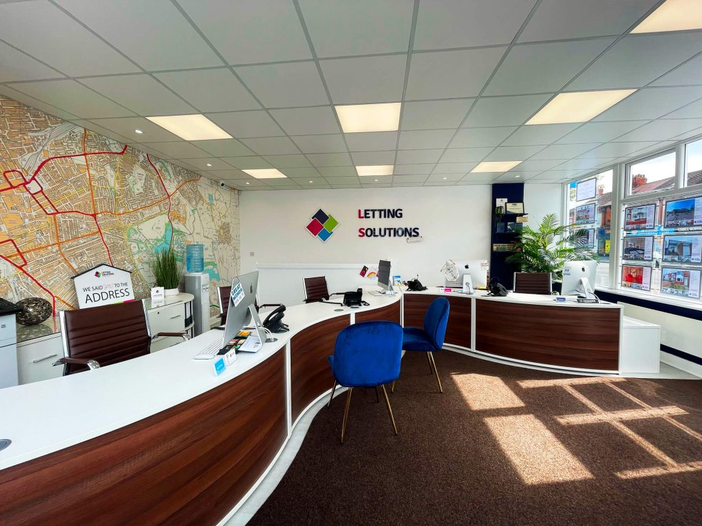 Letting Solutions Blackpool Office